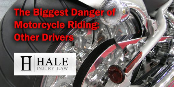Dangers for Motorcycle Drivers