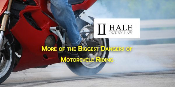 More Of The Biggest Dangers Of Motorcycle Riding