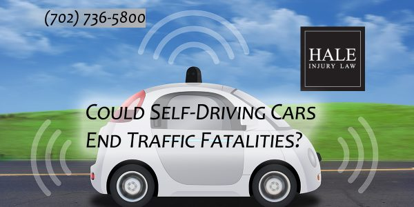 Could Self Driving Cars End Traffic Fatalities