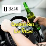 Safe Driver Notice: Crashes Rise in Las Vegas According to Metro Police