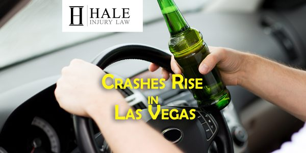 Crashes Rise in Las Vegas