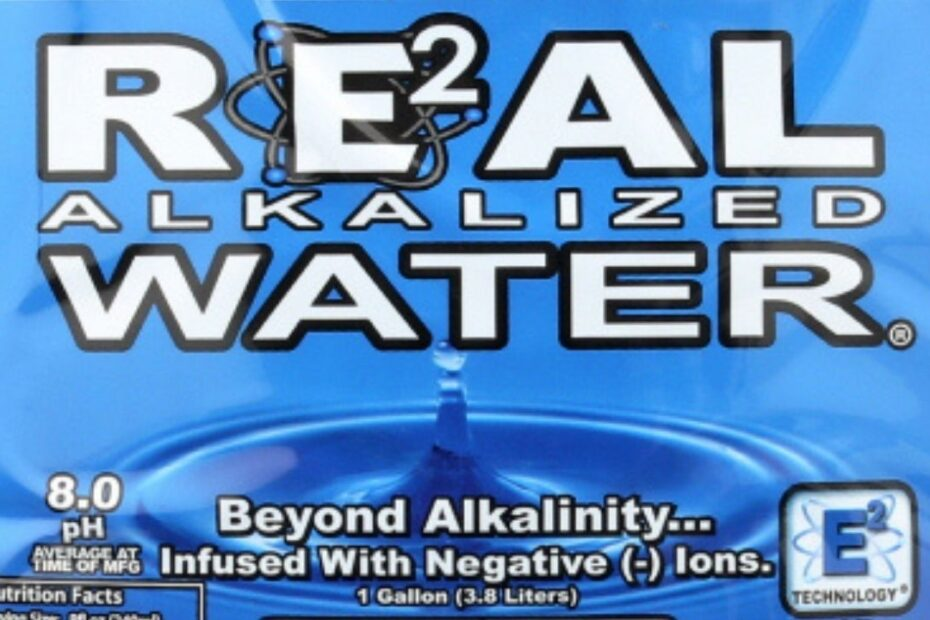 real water recall notice