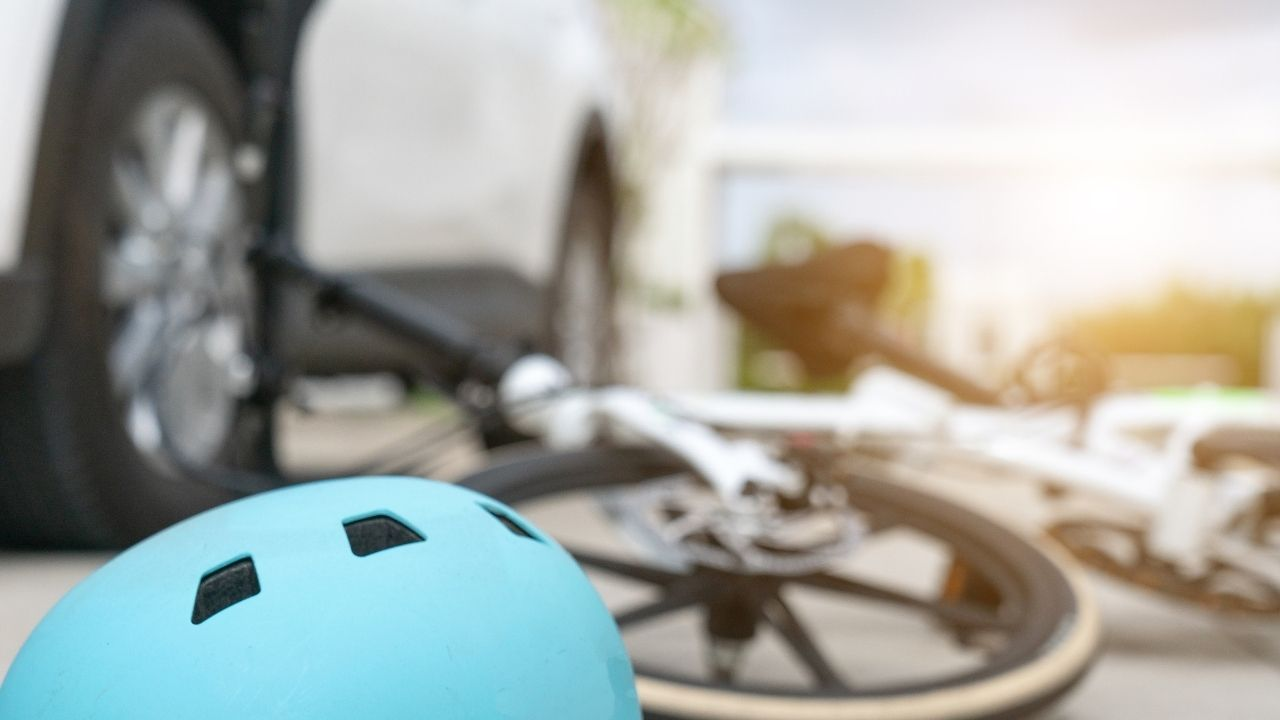 what to do bicycle accident in nevada