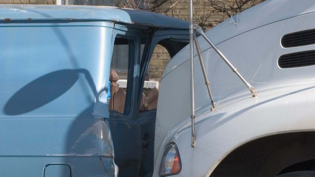 commercial truck accident rights protection