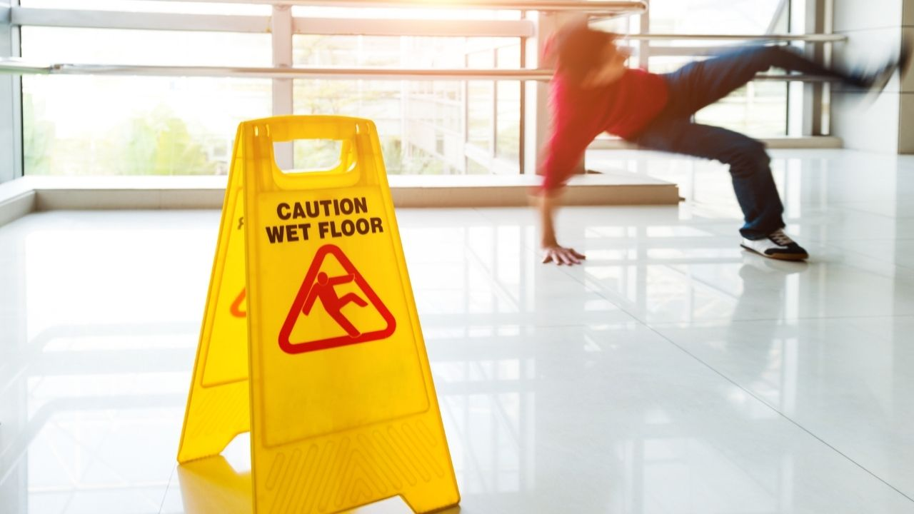 know about slip and fall injuries