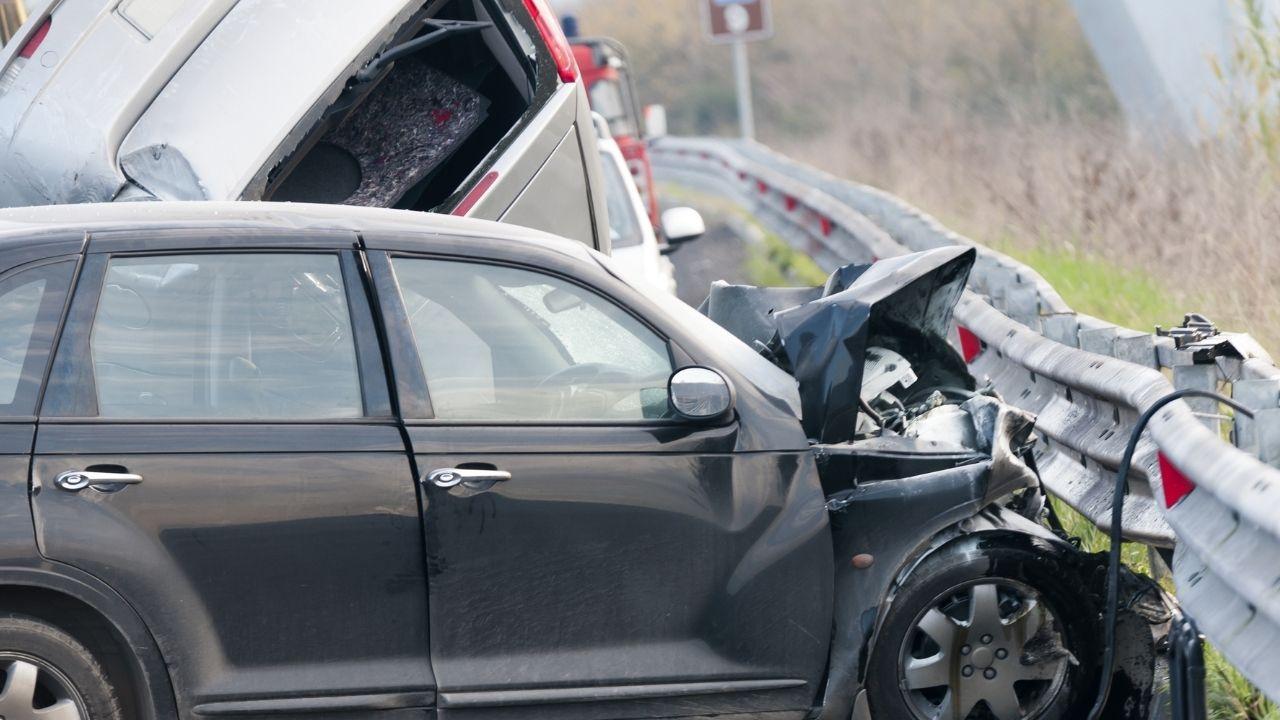 common car accident scenarios